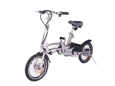 EBI005 Electric Bicycle - Silver