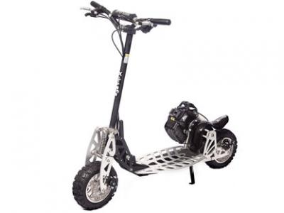 SCO094 50cc Scooter - Black