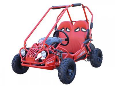 GKS014 163cc Go Kart - Green