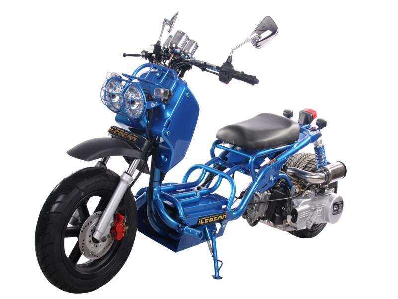 Icebear_GEN_I_MADDOG_150cc_Scooter_Moped_Free_Shipping_Available