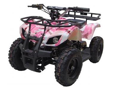 ATV065 Electric ATV - Pink Camo