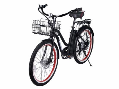 EBI011 300w Electric Bicycle - Pink