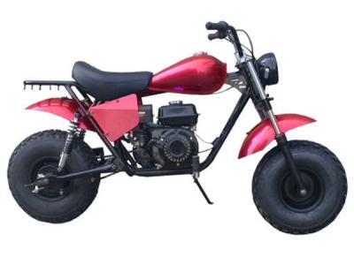 DIR045 200cc Dirt Bike - Orange