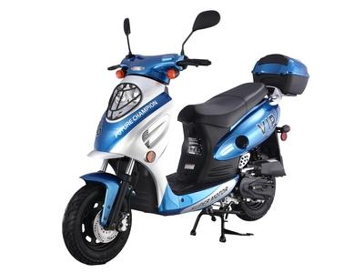 SCO121 50cc Scooter