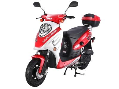 Taotao_CY50A_49cc_Scooter_Moped_Free_Shipping_Available