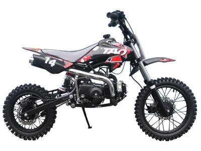 DIR051 110cc Dirt Bike - White