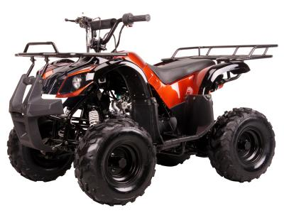 ATV051 110cc ATV - Spider Black