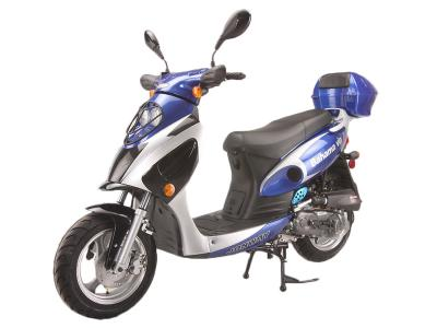 SCO132 50cc Scooter - Green