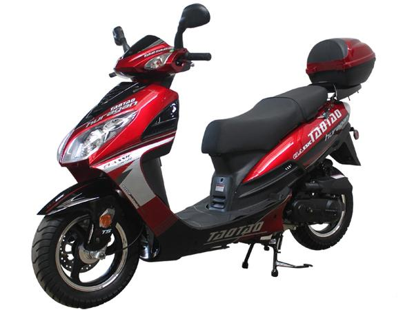 Taotao_Titan_49cc_Scooter_Moped_Free_Shipping_&_Gifts_Available