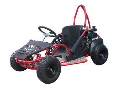 GKS038 79cc Go Kart - Black