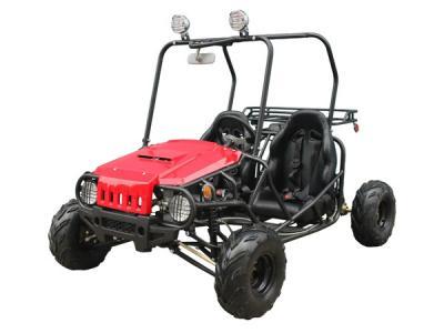 GKS042 110cc Go Kart - Tree Camo