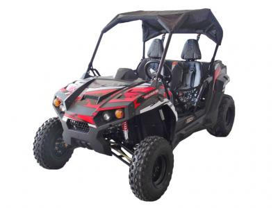 UTV014 300cc UTV - Spider Red