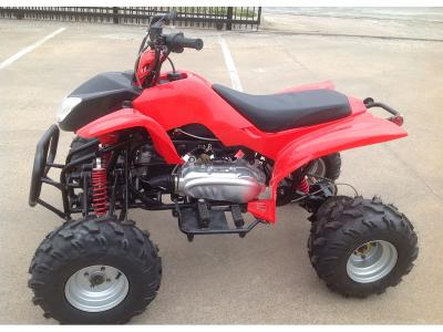 ATV090 150cc ATV - Red/Black