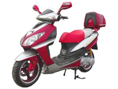 SCO127 150cc Scooter - Black