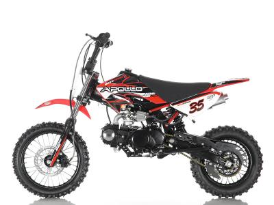 DIR059 125cc Dirt Bike - Black