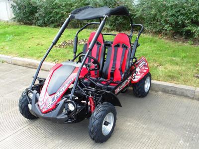 GKS045 200cc Go Kart - Green