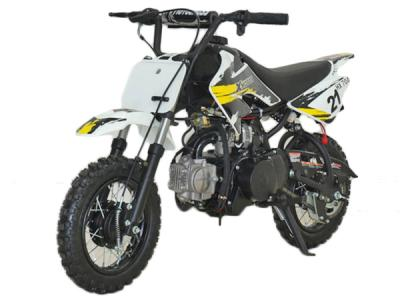 DIR066 70cc Dirt Bike - Blue
