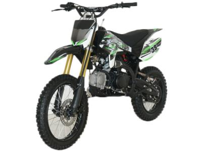 DIR069 125cc Dirt Bike - Yellow