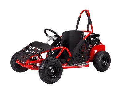 GKS030 79cc Go Kart - Black