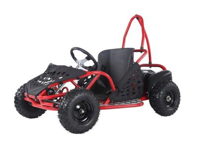 GKS046 Electric Go Kart - Black