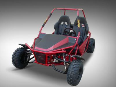 GKS035 150cc Go Kart - Yellow