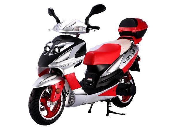Taotao_Eagle_150cc_Scooter_Moped_Free_Shipping_&_Gifts_Available