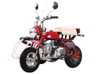 STB002 110cc Street Bike