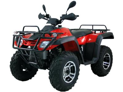 ATV079 300cc ATV - Green Camo