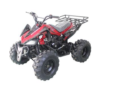 ATV101 125cc ATV - White