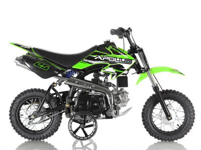 DIR034 70cc Dirt Bike - Green