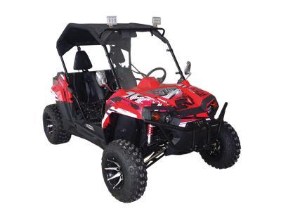UTV007 150cc UTV - Red