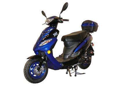SCO045 50cc Scooter