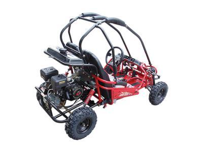GKS028 163cc Go Kart - Orange