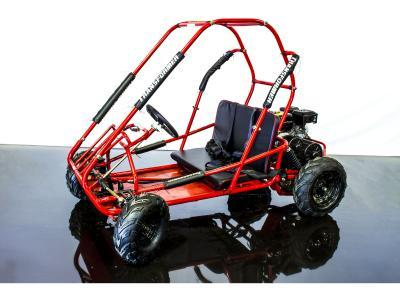 GKS043 200cc Go Kart - Green