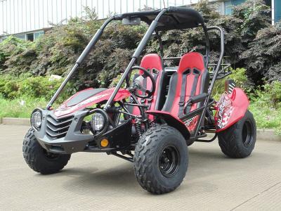 GKS051 150cc Go Kart - White
