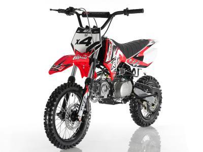 DIR061 110cc Dirt Bike - Green