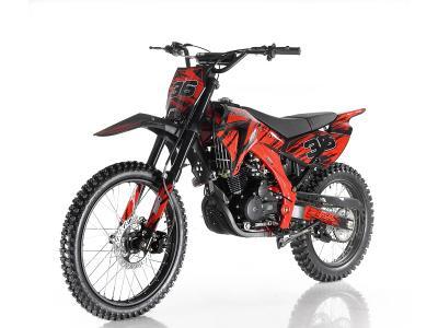 DIR039 250cc Dirt Bike - Orange