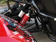 Front & Rear Nitrogen Adjustable Shock