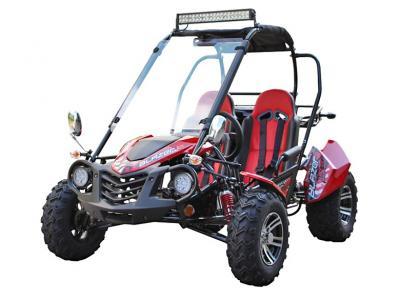 GKS052 150cc Go Kart - Green