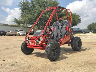 GKS053 163cc Go Kart - Green