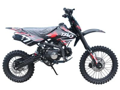 DIR056 125cc Dirt Bike - Orange