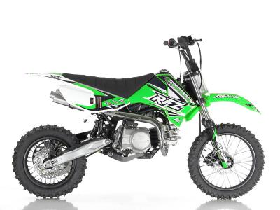DIR075 125cc Dirt Bike - Green