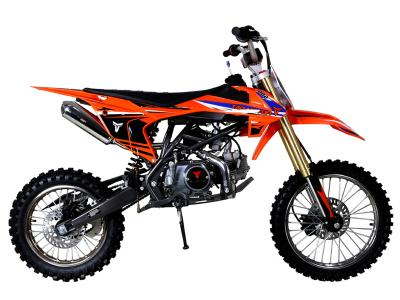 DIR077 125cc Dirt Bike - Orange
