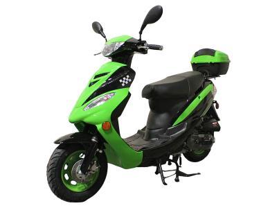 Metallic Neon Green