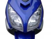 New Bigger Headlight Design