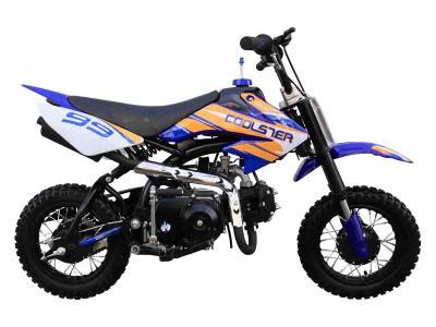 DIR026 110cc Dirt Bike - Orange