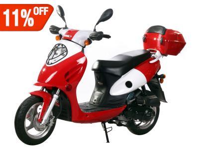 SCO008C 50cc Scooter