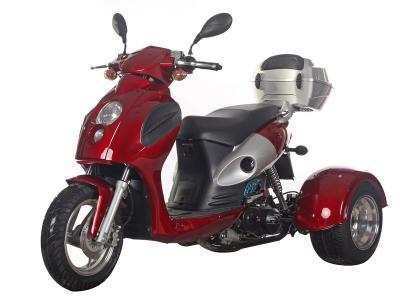 TRI018 50cc Trike