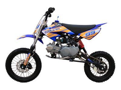 DIR027 125cc Dirt Bike - Blue