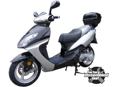 SCO071-F 150cc Scooter